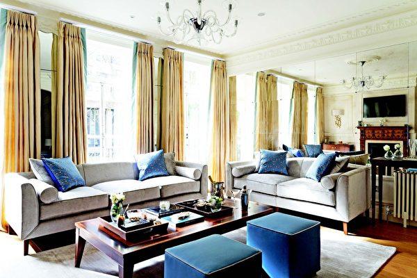 7 Upper Brook Street,W1k 租金:£6,250(每周) 六卧公寓,3,894平方英尺,新装修,高天花,有壁炉及其它英国经典特色,高尚生活区,近所有生活设施。提供全套家具。 02070791523