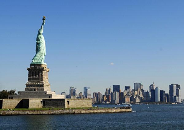 美国纽约 (戴兵/大纪元)
