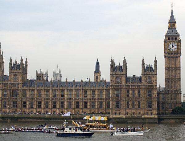 英国伦敦(ANDREW COWIE/AFP)