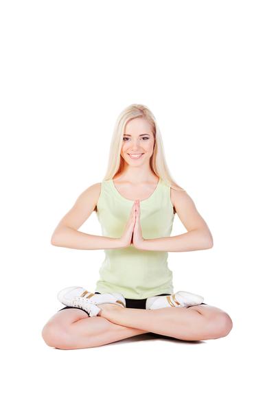 东方古老的修炼方式,对长期处于高压下的人们一些身心技巧可以使一些与压力和免疫系统功能有关的基因打开或者关闭。(Fotolia)