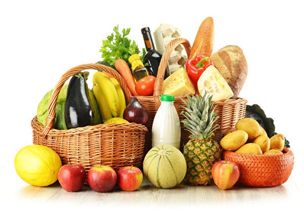 很多方面都证明有机食品比惯行农法生产的食物健康,而且营养成分比较好。(图片来源:Fotolia)