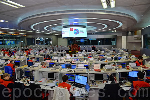 分析:美若对中共展开金融战 香港必遭殃