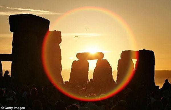 英巨石阵曝惊人消息或为远古巨人所用木琴。(Getty images图片)