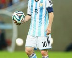 阿根廷利昂內爾.梅西(Lionel Messi)。(Ronald Martinez/Getty Images)