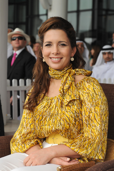 約旦公主哈雅(AMMAR ABD RABBO/AFP/Getty Images)