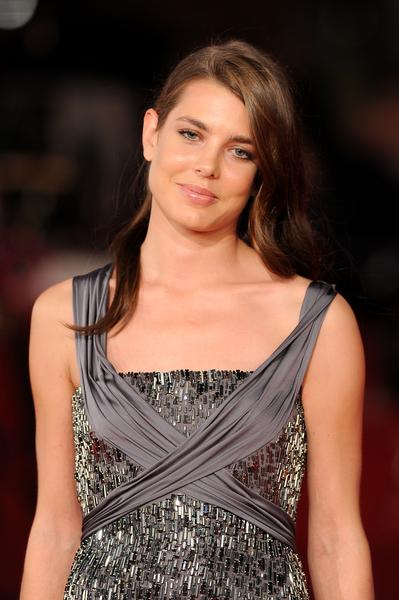 摩納哥公主夏洛特出席羅馬電影節。(Pascal Le Segretain/Getty Images)