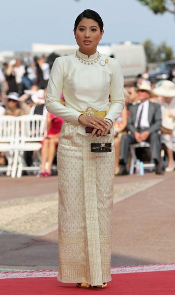 泰國公主思蕊梵娜瓦瑞。(Sean Gallup/Getty Images)