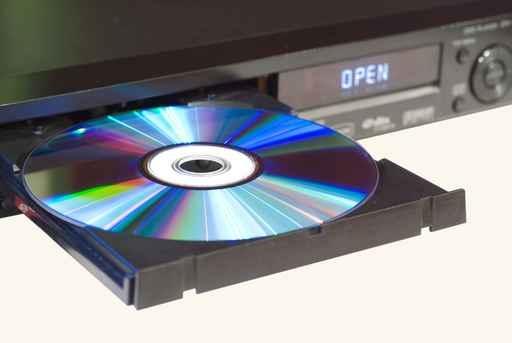目前DVD光碟无论是在销售量上,或者是租借生意方面都很不景气。(fotolia)