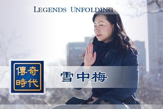 【传奇时代】雪中梅