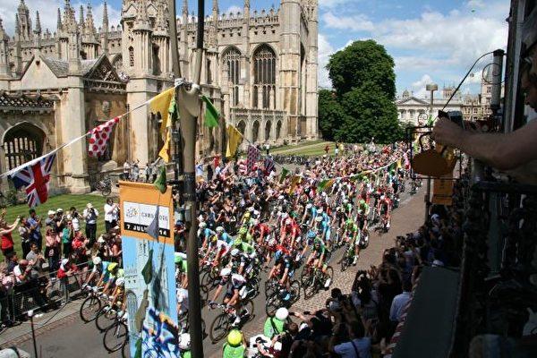 提倡用绿色能源来保护环境,是英国政府多年来支持的政策。剑桥市对此比较重视。(卡瑞林/大纪元)