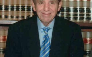 费城资深律师Stephen Josel。(图由本人提供)
