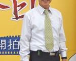 《落日》劇中靈魂人物「楊百川」由朱陸豪飾演。(客家電視台提供)