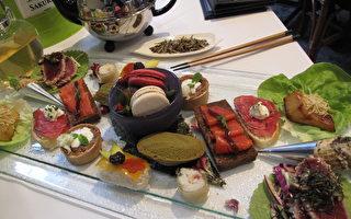 【以希心思食意】来,吃顿樱花下午茶!
