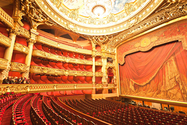 音樂廳。(Fotolia.com)