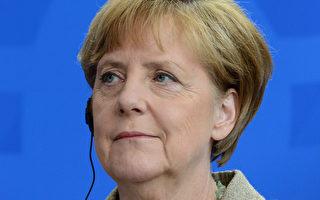 德国接连发生疑似美国间谍案,总理梅克尔10日表示,侦搜盟邦情报只是浪费精力。(JOHN MACDOUGALL/AFP)
