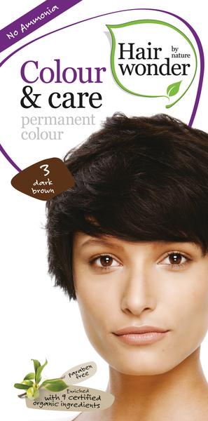 荷兰专业染发Hairwonder丽盈天然护染品。(Hairwonder提供)