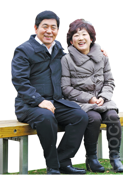 图:朝鲜族结婚移民者在韩国开办法律事务所。(全宇/大纪元)
