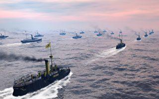 組圖:甲午戰爭120年 新書平反北洋水師