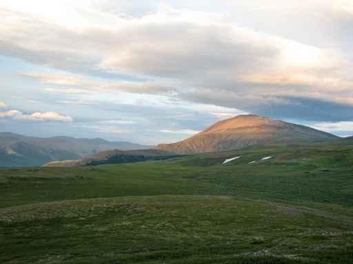 俄罗斯西伯利亚北部亚马尔半岛(Yamal Peninsula)地区地貌。(fotolia)