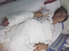 甘肅女子監獄打傷打殘多位法輪功學員