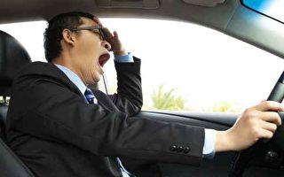 開車打瞌睡?智能安全帶叫醒你