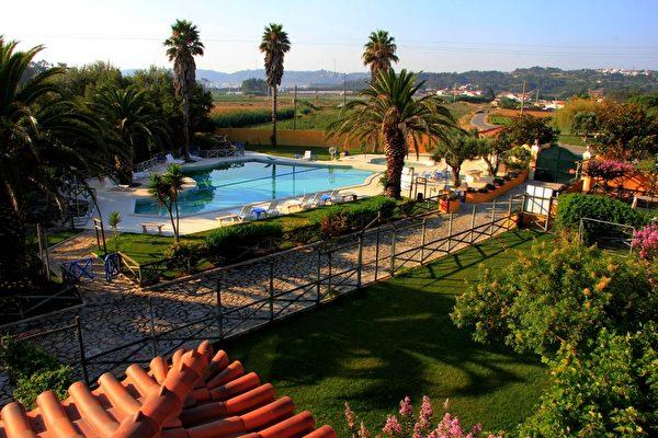近里斯本莊園旅館極具投資潛力和發展空間。(葡萄牙Pro-Portugal公司提供)
