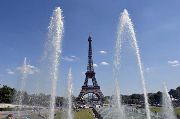法国巴黎(MIGUEL MEDINA/AFP/Getty Images)