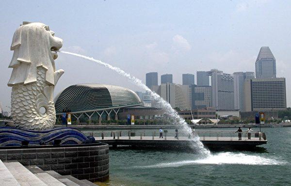 新加坡(ROSLAN RAHMAN/AFP)