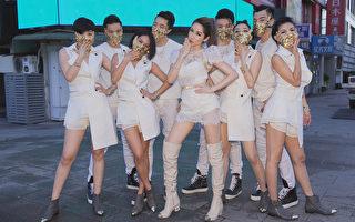 MV创下ELVA入行以来发动最多临演、也是工时最长的纪录。(SONY MUSIC提供)
