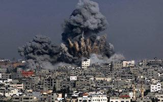 以巴冲突已造成超过1200人丧生及超过7千人受伤。 (ASHRAF AMRA/AFP)