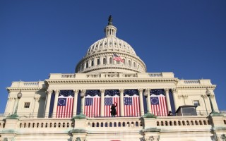 周永康案被公开的前后几天之内,美国政府连续做出三个大动作。图为美国国会大厦。(李莎/大纪元)