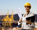 """建筑师平均年收入为71,790美元,排名""""高名声低薪资的职务""""第8名。(Fotolia)"""
