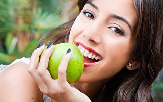30种抗癌蔬果苹果居冠 对长寿有奇效