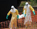 根據世界衛生組織的統計,本次伊波拉病毒在西非爆發後,已經在利比里亞、幾內亞、塞拉利昂和尼日利亞感染至少1,323人,已經死亡729人,死亡率為55%。 (SEYLLOU/AFP/Getty Images)