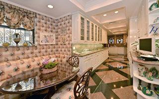 優雅現代的廚房。(圖/Rubenstein Public Relations提供)