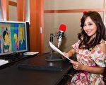 爱纱帮日本女孩配音。(FOX提供)