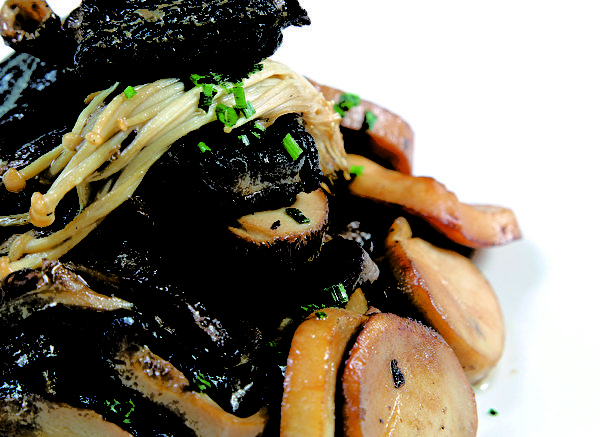 素蘑菇。(图片由Naonnuri提供)
