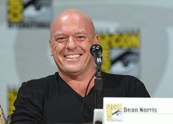 美國演員諾里斯於1985年畢業於哈佛大學社會研究專業。(Ethan Miller/Getty Images)