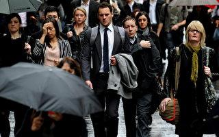 澳洲就業總體形勢良好,但仍有百餘萬人工作量不足,處於半失業狀態;尤其是入門級工作的競爭越來越激烈。(AFP)