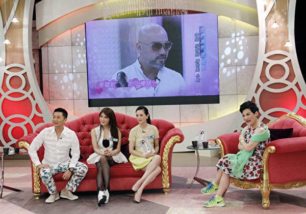 辛龙特别录制短片对爱妻刘真说出心里话。(中天提供)
