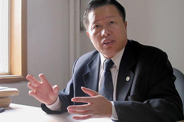 外媒关注高智晟失语 狱中遭精神肉体虐待