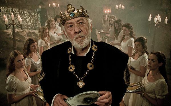 《童话故事集》第二季,以真人拍摄格林童话《公主的破舞鞋》,场景华丽不输电影制作。(公视提供)