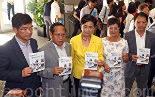 香港政改关键时刻 京官深港两地晤民主派
