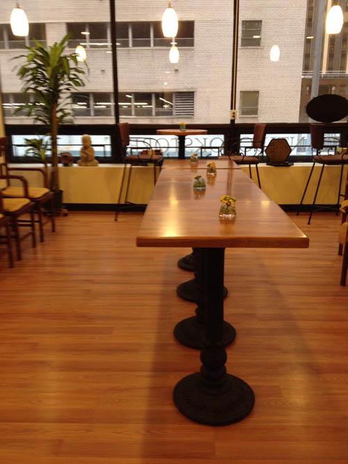 """""""天梯咖啡屋""""给人一种静心世外的感受。(大纪元图片)"""