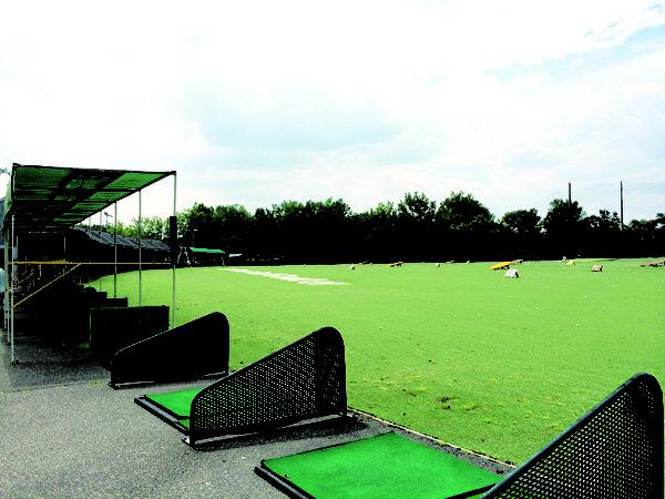 室外18洞的迷你高尔夫球场。(阿里庞德高尔夫球体育中心提供图片)