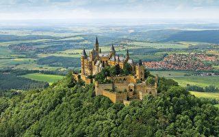 令人遐想无边的德国霍亨索伦堡
