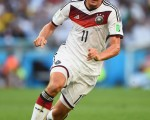 克洛泽(Miroslav Klose)在2014世界杯上 (Jamie McDonald/Getty Images)