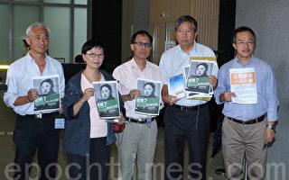香港工黨與中聯辦主任張曉明會面討論政改,工黨要求結束一黨專政,雙方分歧嚴重。(蔡雯文/大紀元)