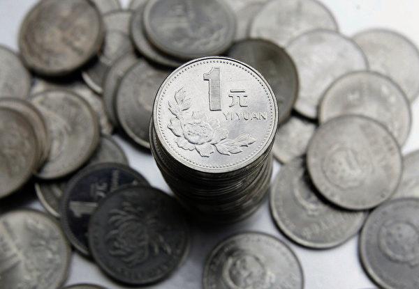 陸媒報導,今年下半年居民消費價格指數(CPI)進入上漲區間,增加了通貨膨脹的壓力,也使中國的貨幣政策處於鬆緊兩難的窘境。(STR/AFP/Getty Images)