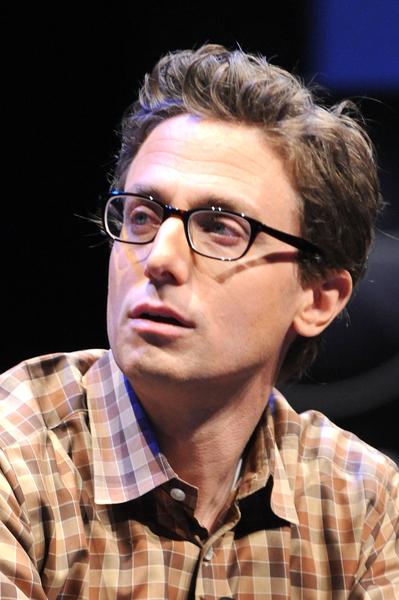 约拿.佩雷蒂(Jonah Peretti)BuzzFeed 的创始人。 (Photo by Brad Barket/Getty Images for WIRED)